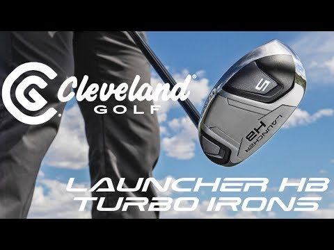 Golf Spotlight 2019 - Cleveland Launcher HB Turbo Irons