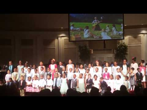 Dallas' spring concert - Riverdale Baptist School