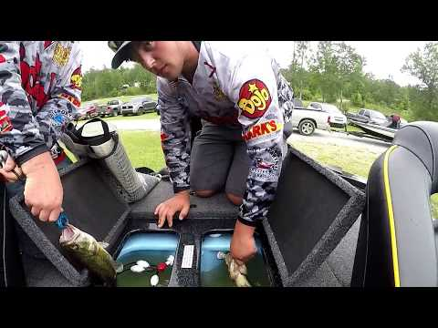 Bass Fishing Lay Lake TH Marine Conservation