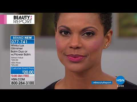 HSN | Beauty Report with Amy Morrison 04.26 - 07 PM
