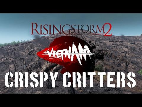 Rising Storm 2: Vietnam Beta Crispy Critters on Hamburger Hill