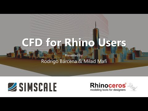 CFD for Rhino Users