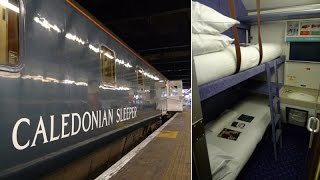 London to Scotland by Caledonian Sleeper