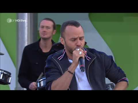 Marlon Roudette - Ultra Love (Live) - ZDF Fernsehgarten 10.09.2017 (Germany TV)