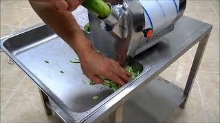 야채절단기-오이채썰기 (45도 4 5mmx4 5mm)
