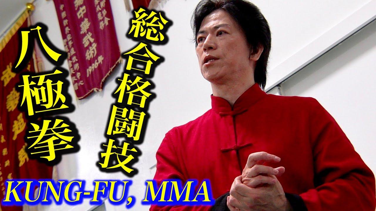 八極拳とチンナは総合格闘技で使えるのか?【宮平保】Bajiquan and Qin-na, how to use in MMA?
