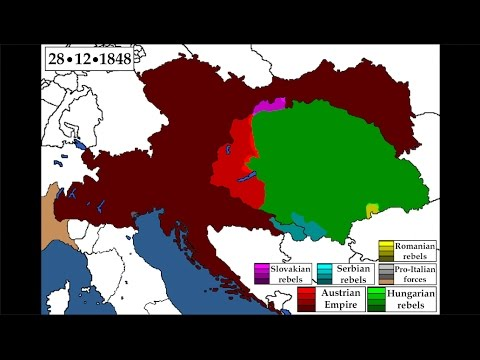 Hungarian Revolution [1848-49] | Every Day