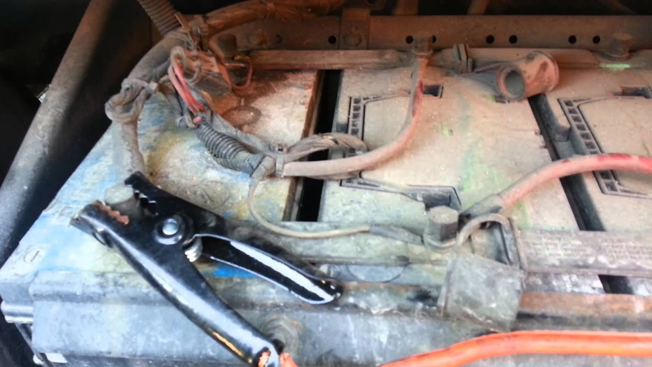 medium resolution of what should you do if your semi truck battery is bad