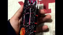 Raptors customized iPhone 5s phone case