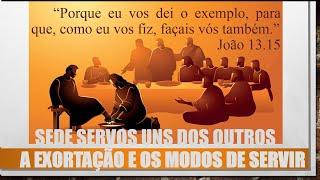 Sede Servos Uns dos Outros - Parte 3 - Rev. Anatote Lopes - 19/09/2021