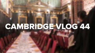 Cambridge Vlog 44 | Super Hall