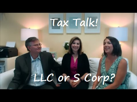LLC or S Corp? - All Up In Yo