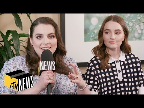 Beanie Feldstein & Kaitlyn Dever on 'Booksmart' | MTV News ...