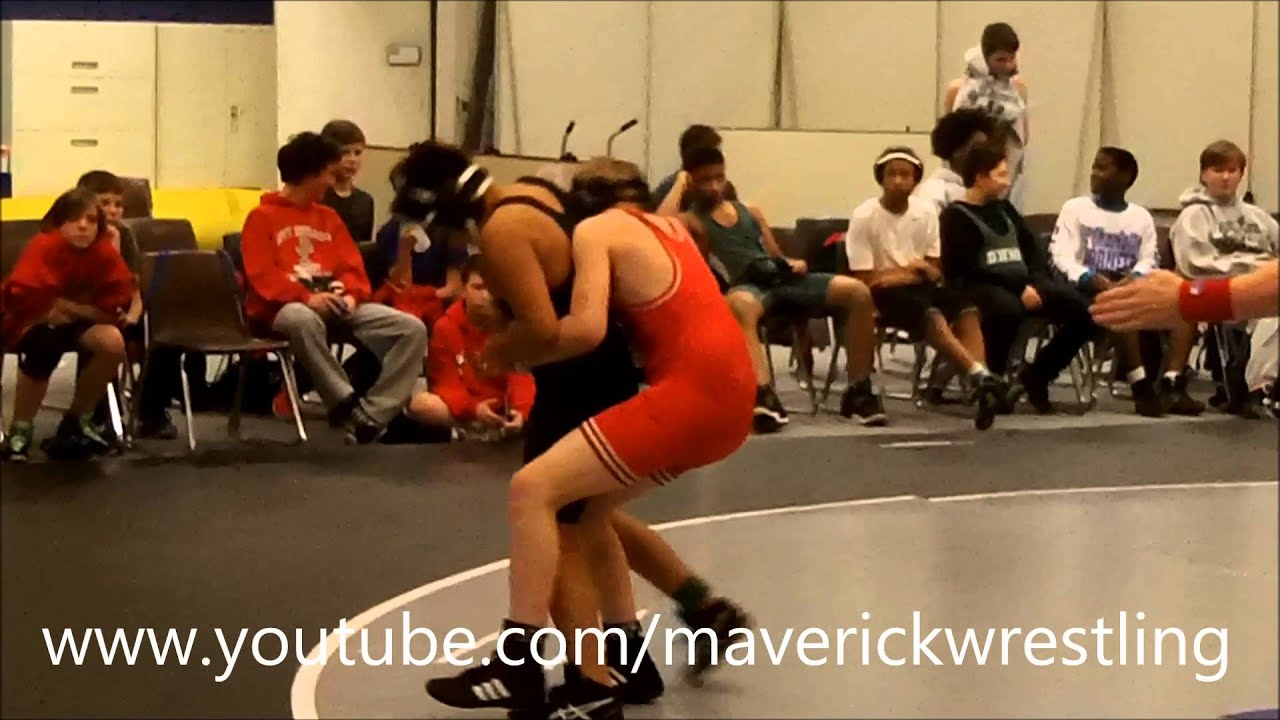 Wrestling highlights Valley Middle School Apple Valley