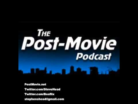 The Post-Movie Podcast #141: GOON on Blu-ray, HONDO, JOHN CARTER and more!