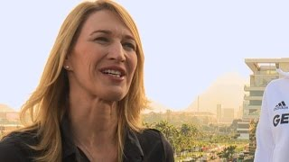 Download Lagu Steffi Graf says her '88 'Golden Slam' can be repeated mp3