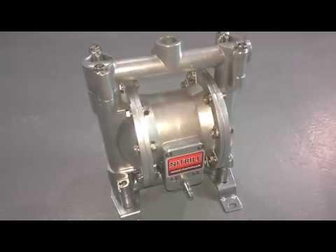 Air Driven Diaphragm Pumps