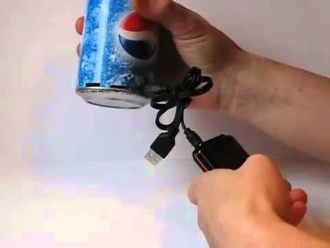 колонка Pepsi microSD MP3 USB FM