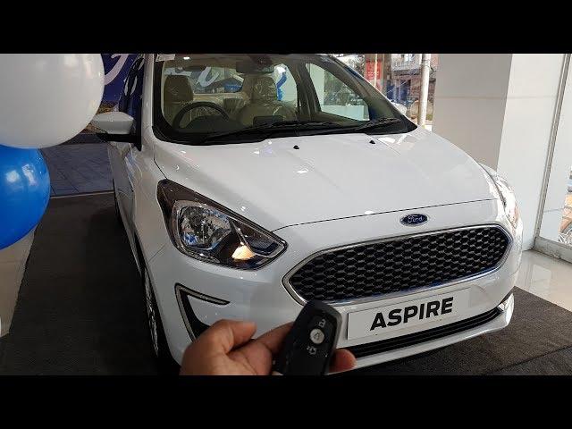 Ford Aspire Facelift 2018   Gagan Choudhary
