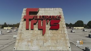 Bay area-based fry's electronics recently announced its palo alto store would be closing. but it may not the only one; there are signs that sparking c...