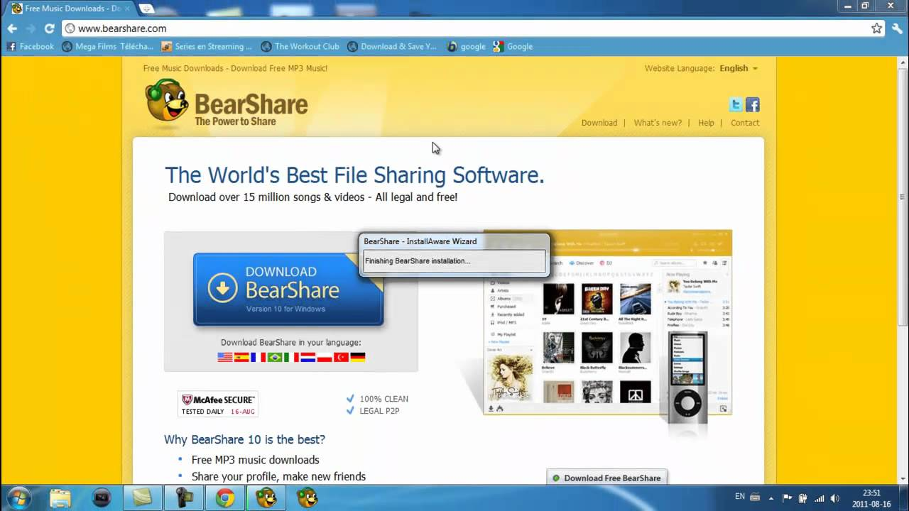download bearshare dating site Bearshare gives you the ability to download all the music you ever wanted bearshare gives you access to the most widely used music downloading software on the.