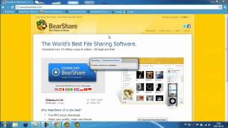 how to download music for FREE with bearshare