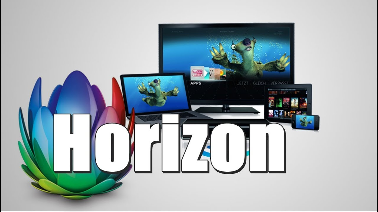 Horizon von Unitymedia - Review - YouTube