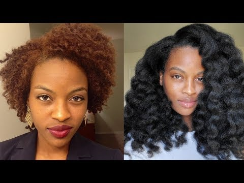 TIPS FOR LENGTH RETENTION | NATURAL HAIR GROWTH| TYPE 4 HAIR