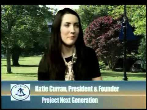 BTM Interview : Sturgis Charter Public School Senior Katie Curran