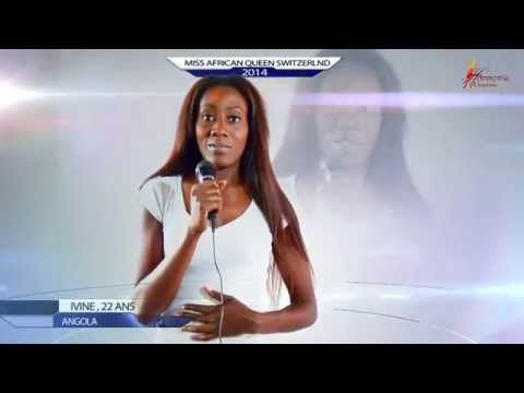 Miss African Queen Switzerland 2014 - Promotion