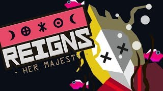 Reigns: Her Majesty Gameplay Walkthrough   A Perfect Answer   Let