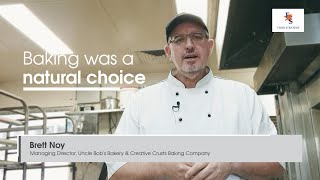 Gambar cover Brett Noy | Commercial Kitchen Design | Food Strategy