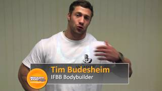 Tim Budesheim: Mein Split Training