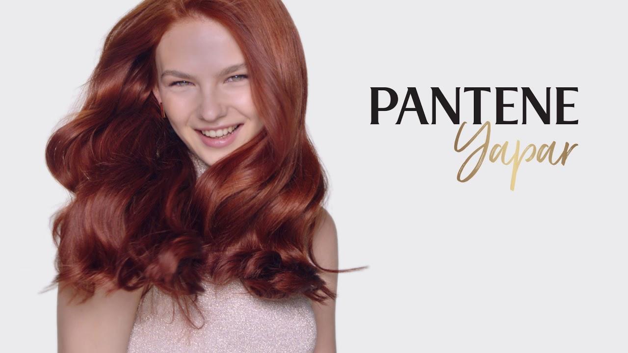 Senin saç kremin bunu yapabilir mi? Pantene Yapar!