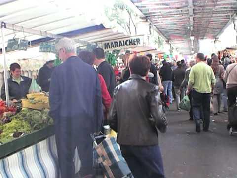 France,Paris,GrenelleMarket1,  2009y,06m,07d(Sun),10h39