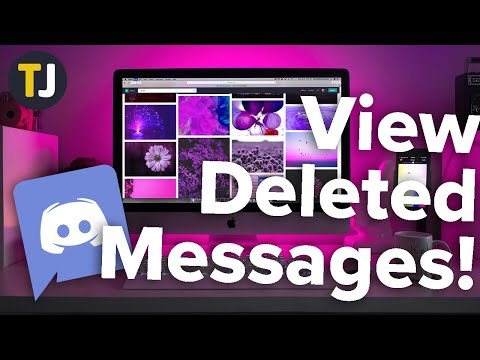 How to View Deleted Messages on Discord!