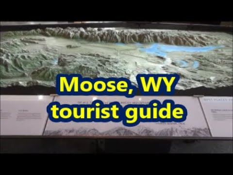 Moose, Wyoming visitor guide