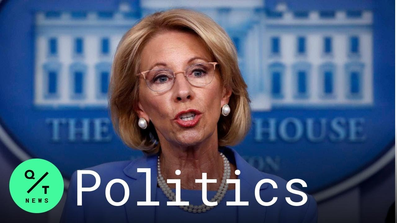 Do what I want: Betsy DeVos tells school districts trying to open for ...