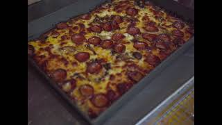 Underground Pizza Co  Detroit Style Pizza in Baltimore, Maryland