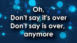 Kings Of Leon - Over (Lyrics)