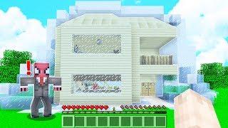 FAKİR'in EVİ DONDU! 😱 - Minecraft