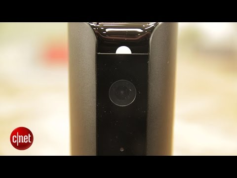 Hands on with Canary's smart security device