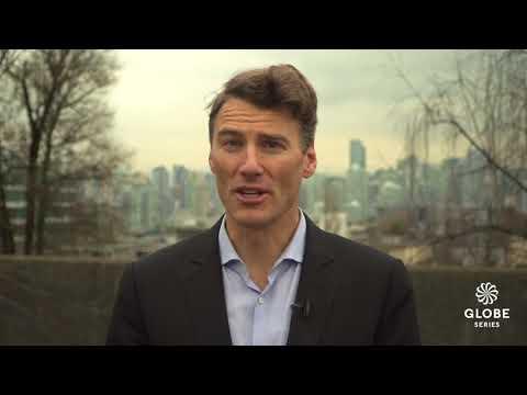 Mayor Gregor Robertson Welcomes the World to GLOBE Forum in Vancouver