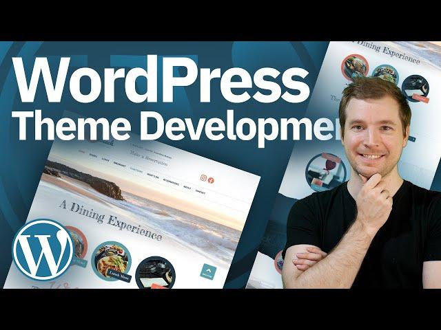 WordPress Theme Development Tutorial 2020