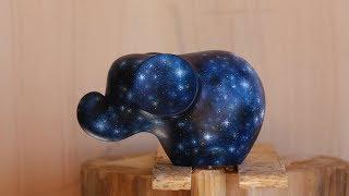 Слон Космос, обзор готовой работы :)