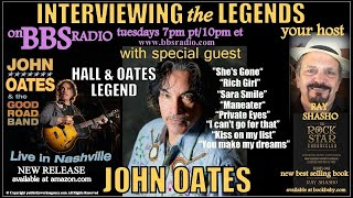 John Oates (Hall & Oates) Legend Exclusive!