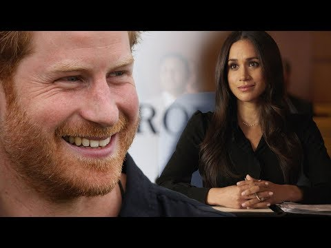 'Prince Harry is personally training Meghan to be a royal', British writer Nicholl revealed