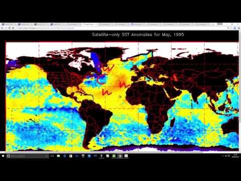Winter 2016/17 NAO Forecast (03/07/16)