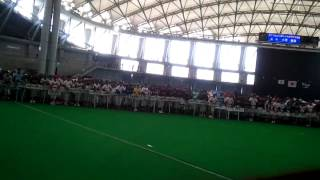 平成24年4月1日(日)札幌市つどーむへ集まった全158チームが、一堂に会...