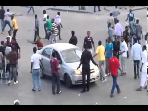 2 The cause of the atrocities against Ethiopian immigrants in Riyadh, Saudi Arabia